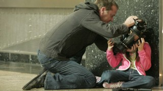 Jack Bauer rescues girl 24 Season 5