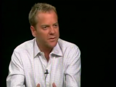Kiefer Sutherland Charlie Rose interview 24 Season 5