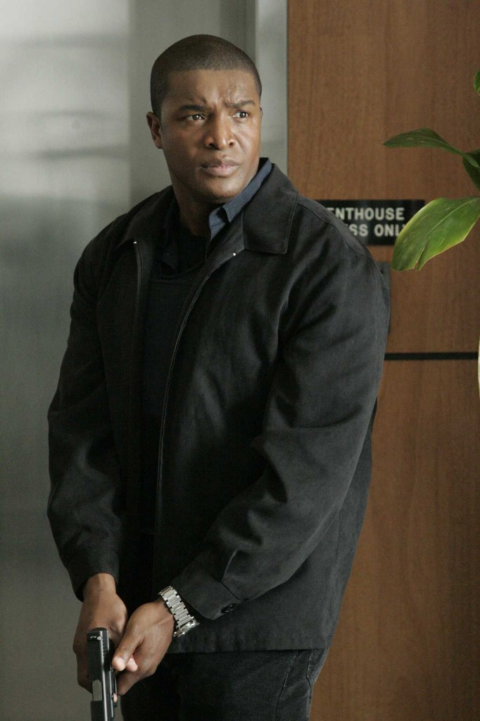 Roger Cross as Curtis Manning in 24 Season 5 Episode 7