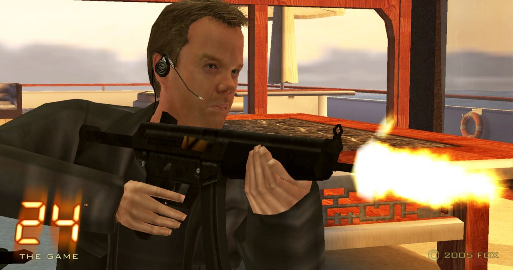 Jack Bauer in 24: The Game
