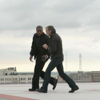 Jack Bauer and Curtis Manning team up in 24 Season 5 Episode 7