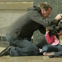 Jack Bauer rescues a little girl exposed to sentox gas in 24 Season 5 Episode 8