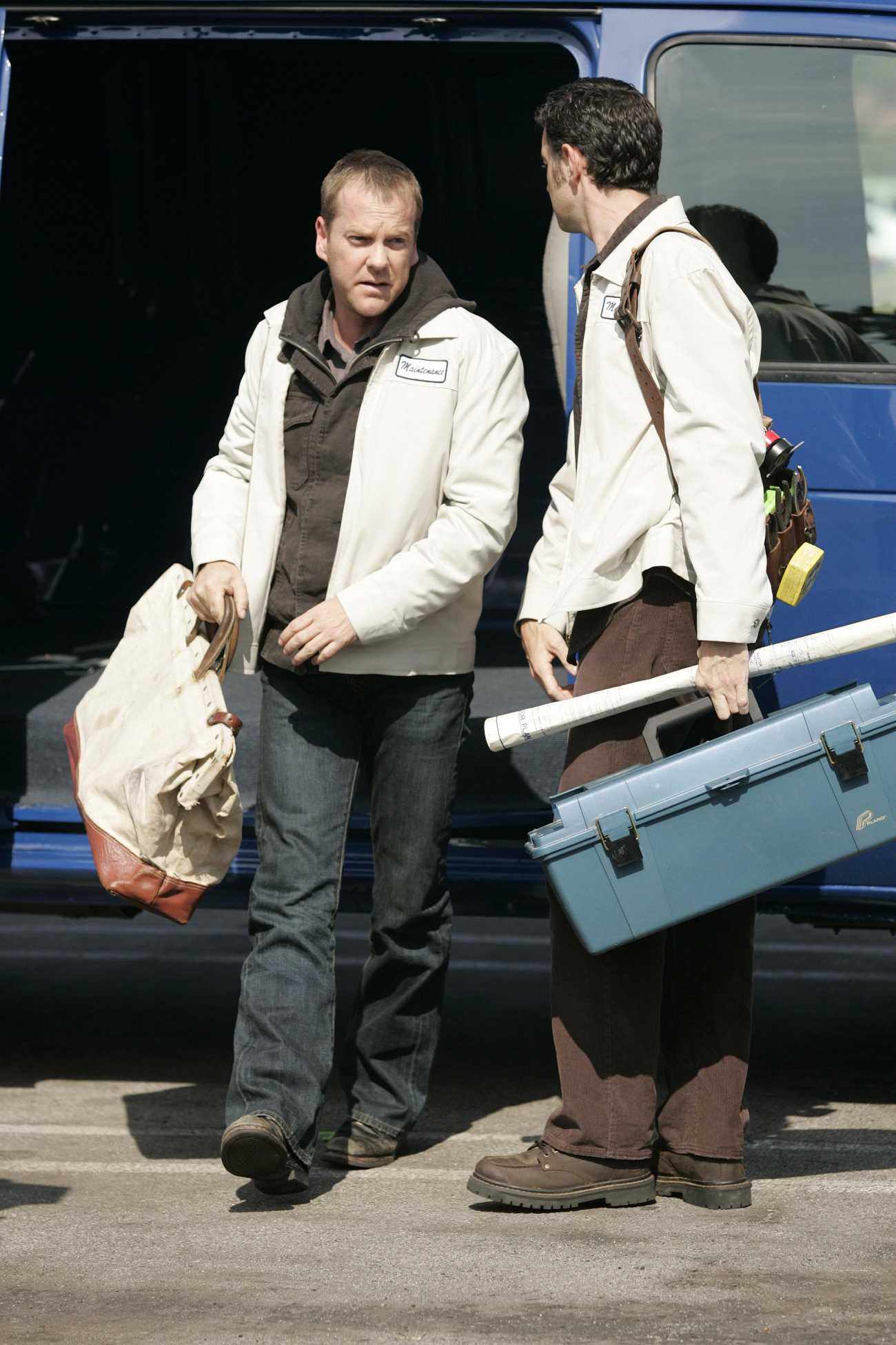 Jack Bauer Season 8 Jack Bauer undercover ...