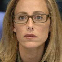 Kim Raver as Audrey Raines in 24 Season 5 Episode 8