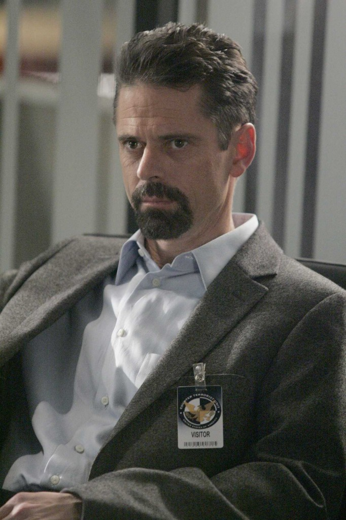 C. Thomas Howell as Barry Landes in 24 Season 5 Episode 12