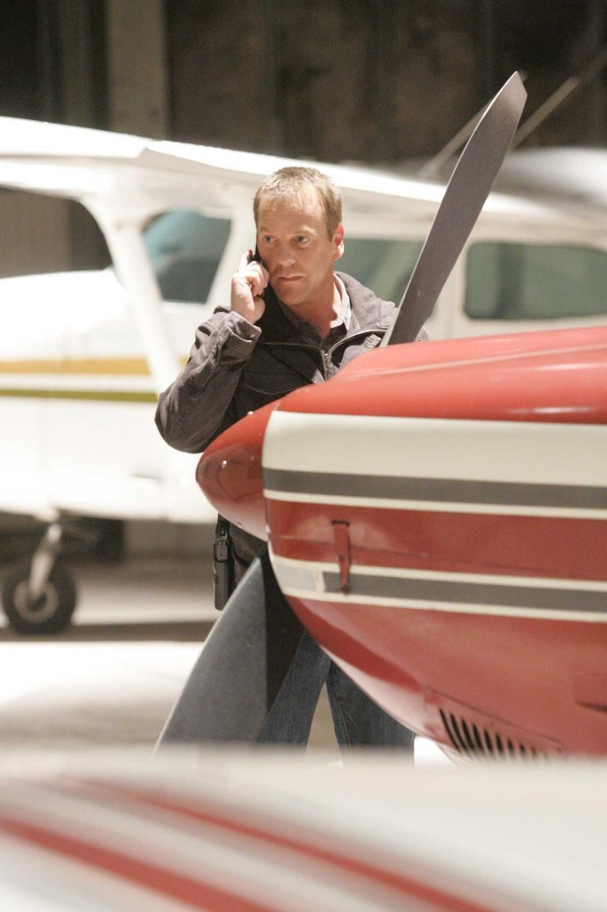 Jack Bauer gets a new lead in 24 Season 5 Episode 15