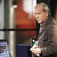 Jack Bauer inside CTU in 24 Season 5 Episode 12