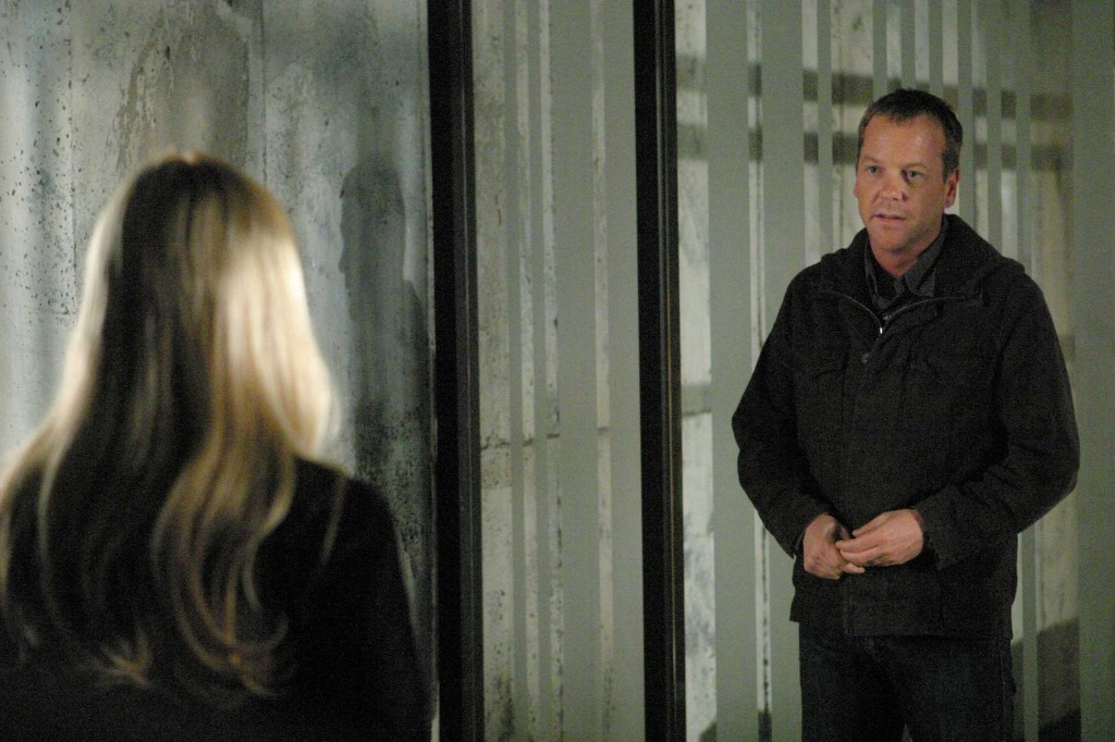 Jack Bauer reunites with his daughter in 24 Season 5 Episode 12
