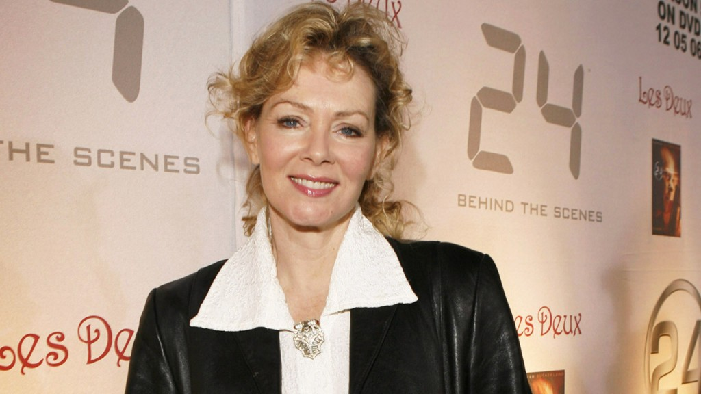 Jean Smart at the 24 Season 5 DVD Party