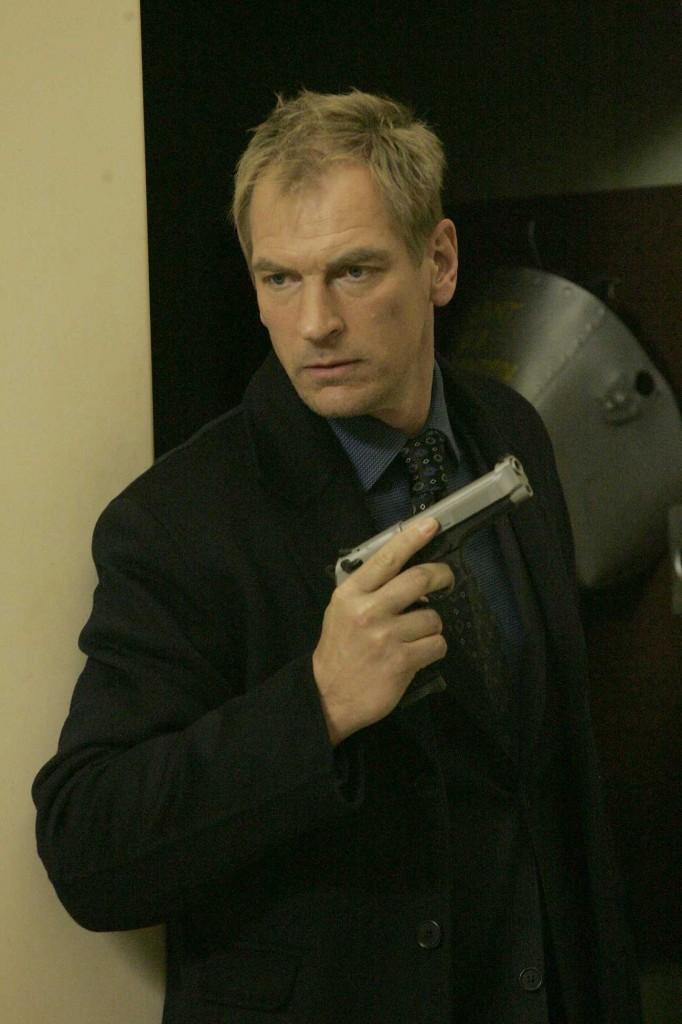 Vladimir Bierko releases the Sentox nerve gas in 24 Season 5 Episode 15