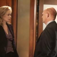 Martha Logan confronts Aaron Pierce in 24 Season 5 Episode 11