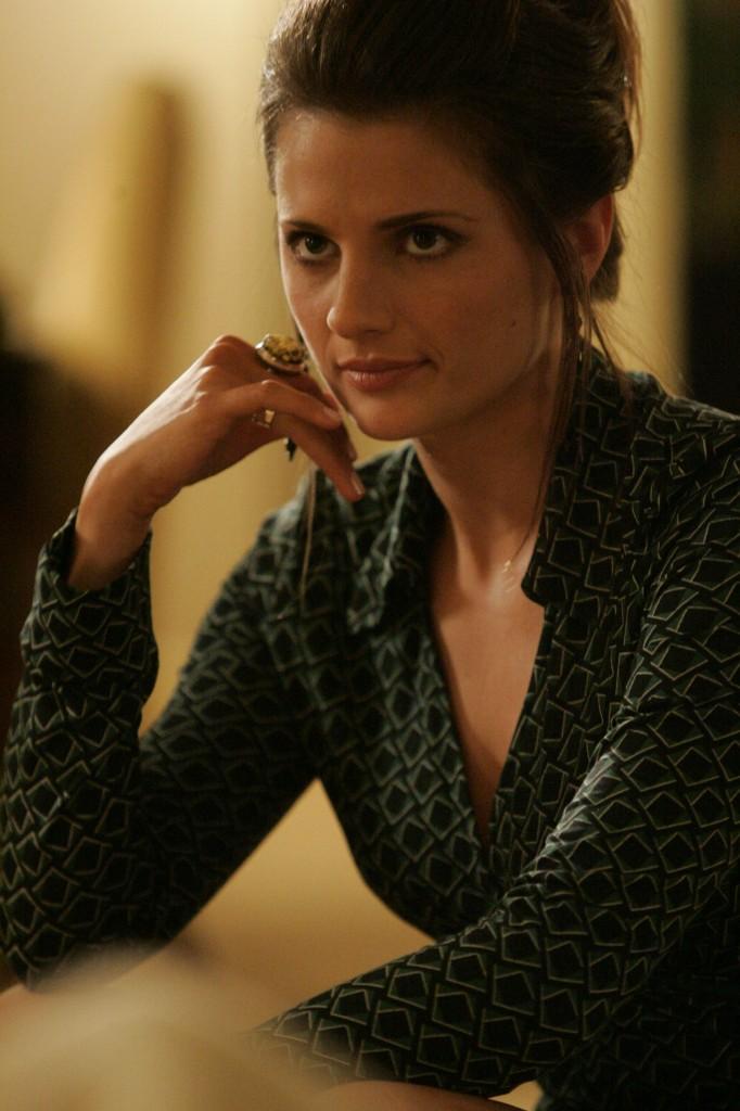 Stana Katic as Colette Stenger in 24 Season 5 Episode 14
