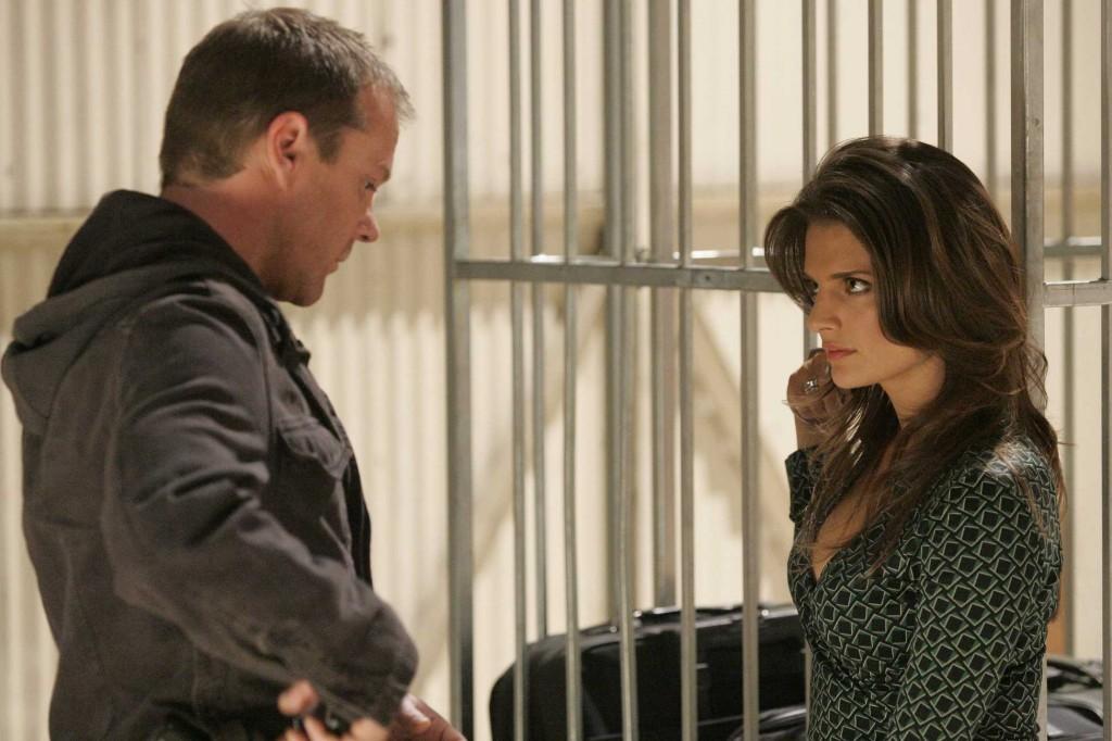 Stana Katic in 24 Season 5
