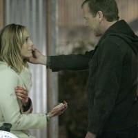Jack Bauer assures Audrey in 24 Season 5 Episode 19