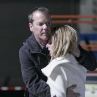 Jack Bauer saves Audrey Raines in 24 Season 5 Episode 18