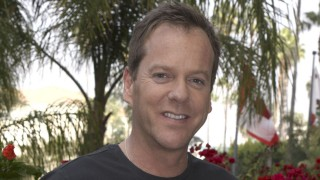 Kiefer Sutherland photoshoot