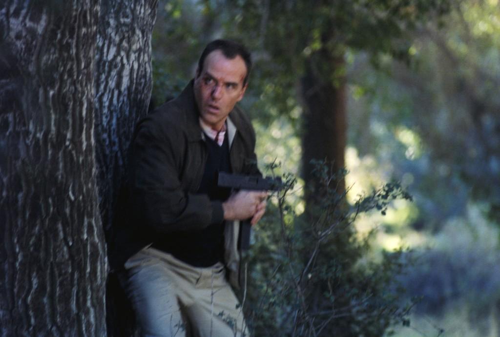 Richard Burgi in 24 Season 1