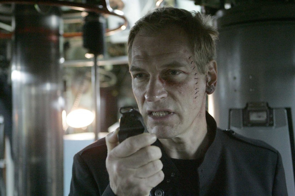 Vladimir Bierko commands his crew in 24 Season 5 Episode 23