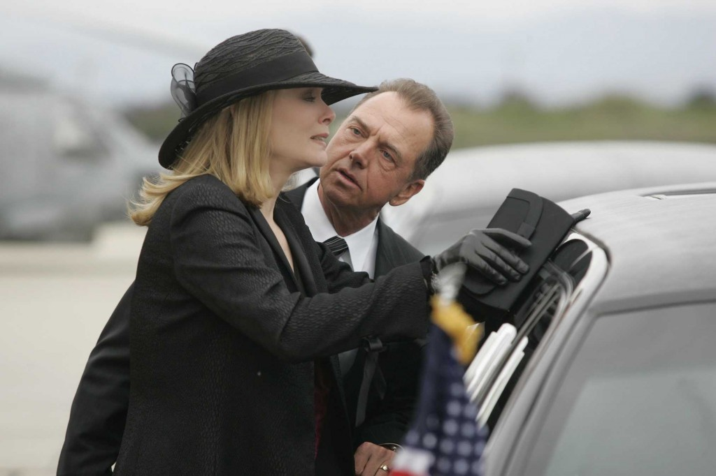Martha Logan and Charles Logan in 24 Season 5 Finale
