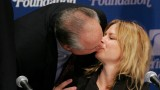 Rush Limbaugh Mary Lynn Rajskub kiss