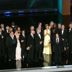 Cast of 24 Accepts Award for Outstanding Drama Series at 2006 Emmy Awards
