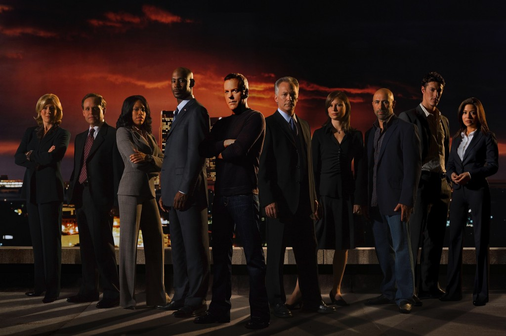 24 Season 6 Cast Picture