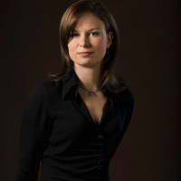 Mary Lynn Rajskub as Chloe O'Brian 24 Season 6 Cast Photo
