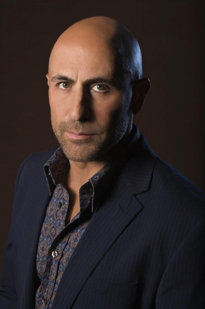 Carlo Rota as Morris O'Brian 24 Season 6 Cast Photo