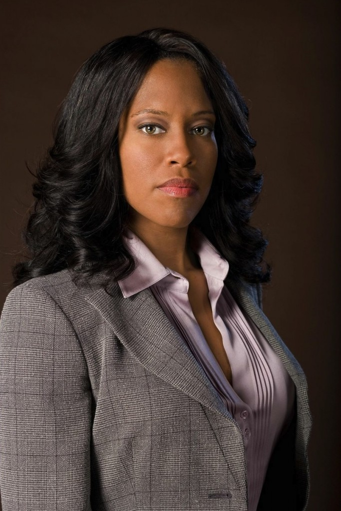 Regina King as Sandra Palmer 24 Season 6 Cast Photo