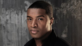 Roger Cross as Curtis Manning in a 24 Season 5 Promotional Photo