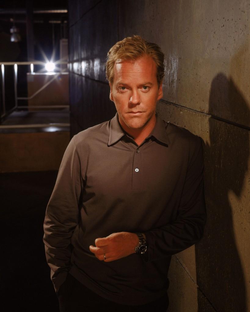 Kiefer Sutherland 24 Season 1 Promo Pic