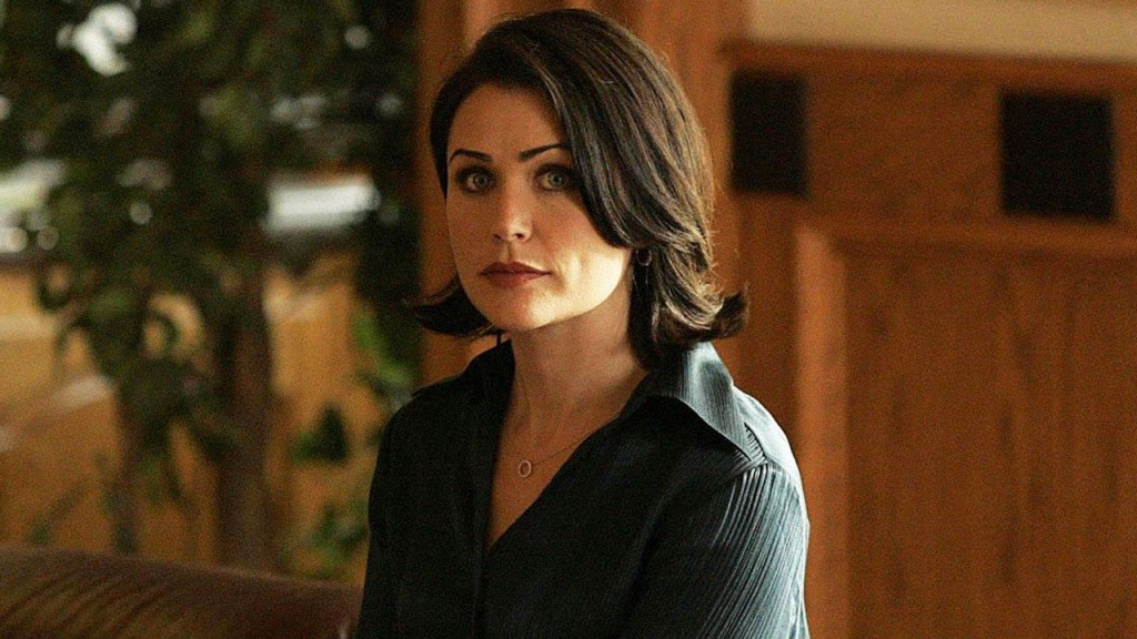 Rena Sofer as Marilyn Bauer in 24 Season 6