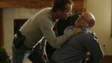 Jack Bauer chokes Graem Bauer