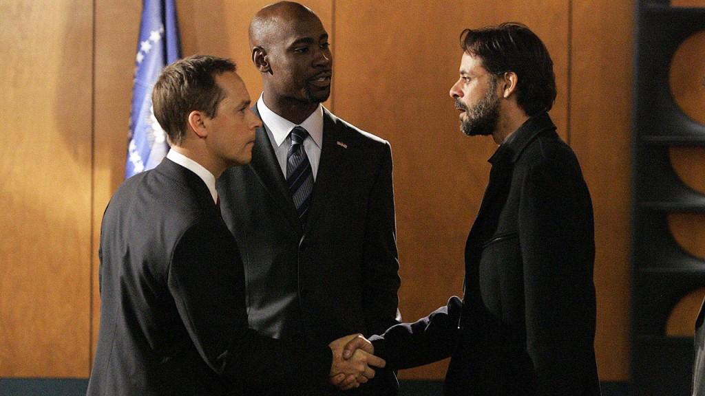 Wayne Palmer introduces Reed to Hamri Al-Assad in 24 Season 6 Episode 11