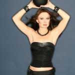 Mary Lynn Rajskub Geek Monthly Bomb Head