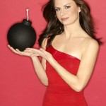 Mary Lynn Rajskub Geek Monthly Bomb Red
