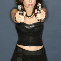 Mary Lynn Rajskub Guns Geek Monthly