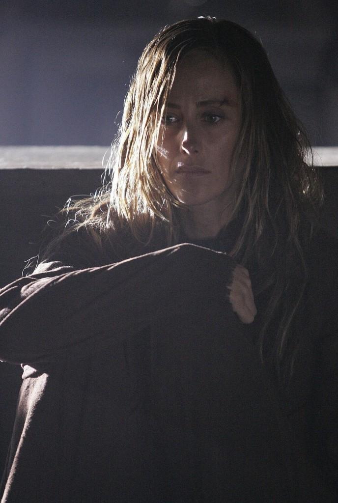 Kim Raver as Audrey Raines in 24 Season 6