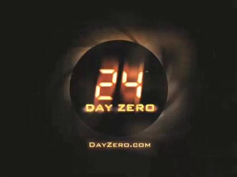 24 Day Zero logo