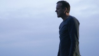 Jack Bauer in the final scene of the 24 Season 6 finale