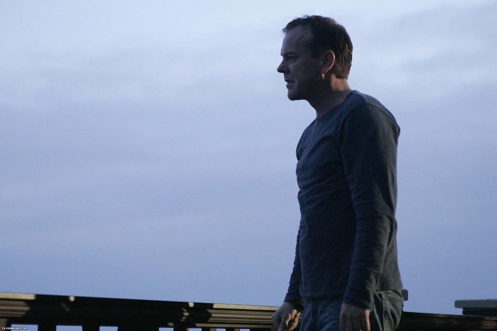 Jack Bauer 24 Season 6 finale