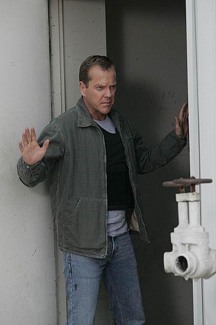 Jack Bauer 24 Season 6 episode 10