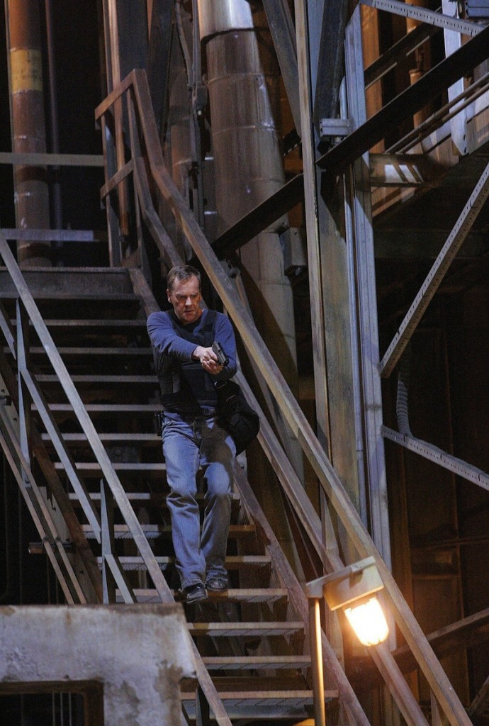 Jack Bauer 24 Season 6 finale oil rig