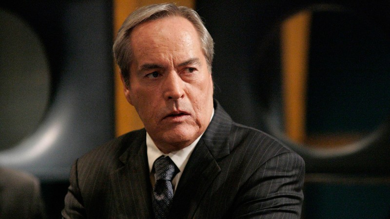 Powers Boothe as Noah Daniels in 24 Season 6