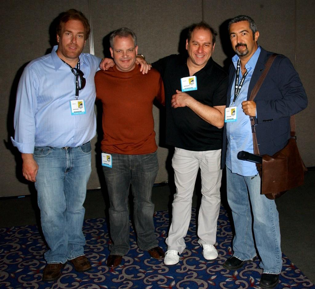 24 Crew at Comic-Con 2007 Day 2
