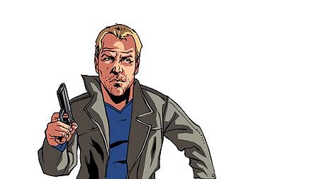 24 Day Zero Jack Bauer Artwork 01