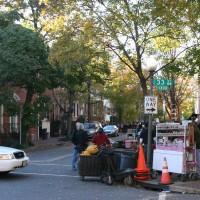 24 Season 7 being filmed in Georgetown, Washington, D.C.