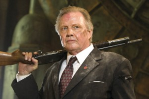 Jon Voight in Transformers
