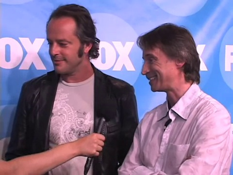 Robert Carlyle Gil Bellows 24 Prequel interview