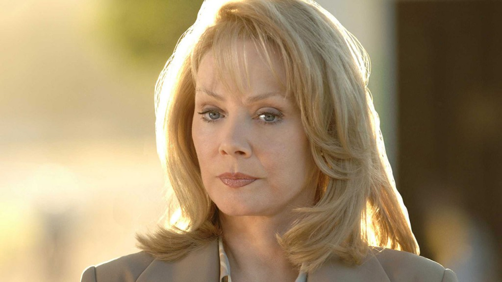 Jean Smart as Martha Logan in 24 Season 5